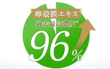 卵殻膜エキス96%
